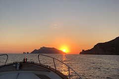 Sunset private cruise