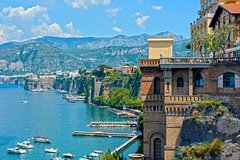 Transfer from Amalfi Coast to Sorrento or back