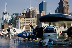 Little Italy & China Walking Tour & Visit The Intrepid Sea, Air & Space Museum