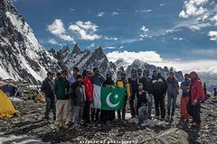 K2 base camp & Gondogoro la trek 2019