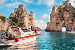 Capri Tour by Semi-Private Boat