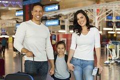 Private Las Vegas Hotel to Airport Luxury Limousine Transfer