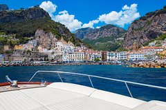 Amalfi & Positano Tour by Semi-Private Boat