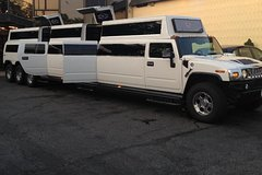 NYC Sightseeing Tour Manhattan (Party Galaxy H2 Hummer)
