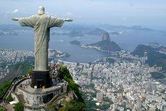 Ver la ciudad,Tour por Río de Janeiro,Cristo Redentor