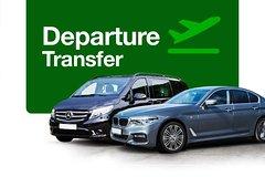 Imagen Madrid Barajas Airport Departure Private Transfer