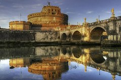 Hidden Rome: SantAngelo Castle, Appian Way and Catacombs private tour 8 hou