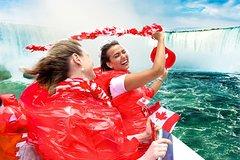 Excursión en autobús de lujo a las cataratas del Niágara con crucero en Hornblower desde Toronto