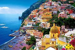 AMALFI COAST WITH DEPARTURE FROM SORRENTO WITH MINIVAN
