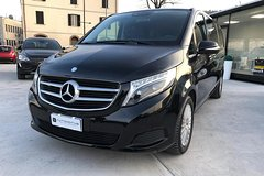 Private transfer to Matera from Positano or Amalfi Coast