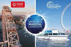 Imagen Croisière touristique à Londres sur la London Eye River avec un billet standard London Eye en option