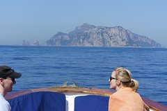 Capri Island Cruise. Full day experience from Positano