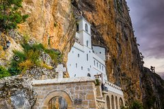 Monastery tour - Ostrog - Zdrebaonik - Dajbabe - Monte Mare Travel