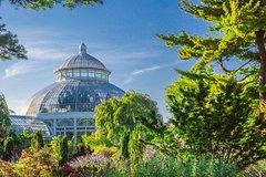 Imagen Entrada al jardín botánicos de Nueva York