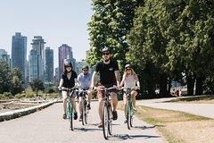 Ver la ciudad,Ver la ciudad,Visitas en bici,Tour por Vancouver