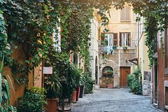Medieval Rome: self-guided tour around Jewish ghetto and Trastevere