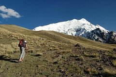 09 Day Trekking Shimshal Pass Manglik Sar (6050m Peak Pakistan