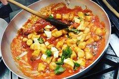 Cooking School in the heart of Sorrento - Meat or Vegetarian Menu