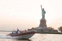 High-Speed Harbor Tour of Manhattan