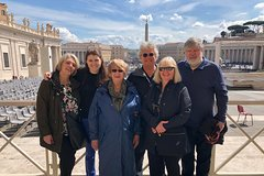 Best of The Vatican Skip the line Tour of Sistine Chapel and St Peters Basi