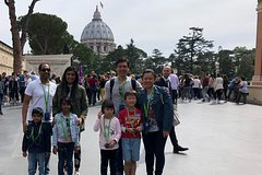 Skip the Line Vatican Kids Fun Treasure Hunt inside the Museum & Sistin