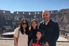 Rome Day Tour: Combo Vatican,Sistine Chapel, Colosseum & Downtown Highl