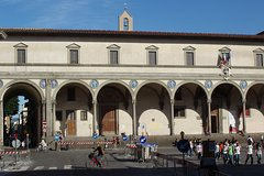 Spedale degli Innocenti: the first Orphanage ever built