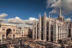 Milan in Half-Day: Duomo, Sforza Castle & Scala Opera House Self-Guided