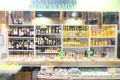 Florence Grand Tour: Private walking tour with exclusive tasting