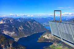 Private Tour to Hallstatt and Ice Cave or 5fingers viewing platform