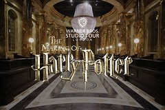 Warner Bros- Studio Tour London - The Making of Harry Potter with Transportation