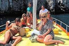 Full day GROUP TOUR to Capri from Sorrento 7 hours