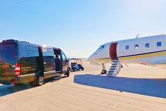 Las Vegas Private Transfer: Mercedes Sprinter Van