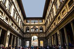 Uffizi - Guided Tour. (Life.Travel)