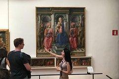 Uffizi Gallery Small Group Tour Max 10 People Decoding Uffizi Artwork