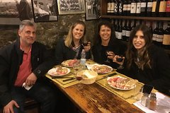 Florence Gourmet Tour with Food Wine and Guided Sightseeing of City Highlig