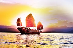 Shaolin Sunset Sailing