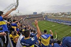 Imagen Partido de fútbol en Buenos Aires
