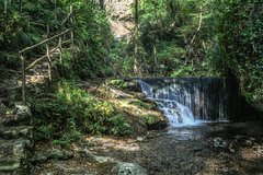 Amalfi waterfalls - ´Valle delle Ferriere´ Nature Reserve group walking t