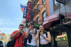 East Village TV & Movie Sites Walking Tour