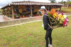 Imagen Private Tour: Medellin Flower Experience in Santa Elena