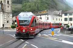 Lake Como, Bernina Express & Sankt Moritz - Full Day