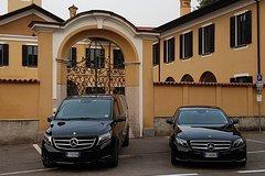 """Milan City, Private Transfer """"Milan Malpensa Airport to Milan"""""""