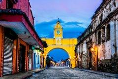 City tours,Full-day tours,Excursion to Antigua