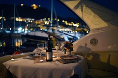 Positano Dinner on Boat