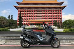 1 day tour- North Taiwan by Motorcycle