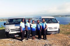 Airport Transfer Port Vila Hotel to Airport - Departure