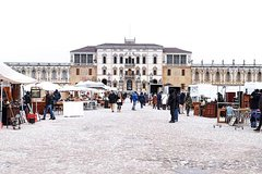 The antiques market in Piazzola Sul Brenta One of the most spectacular in E