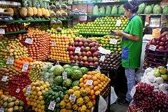 Imagen Private Tour: Medellin Local Market Experience