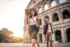 Private Transfer from Amalfi to Rome with 2 Sightseeing Stops
